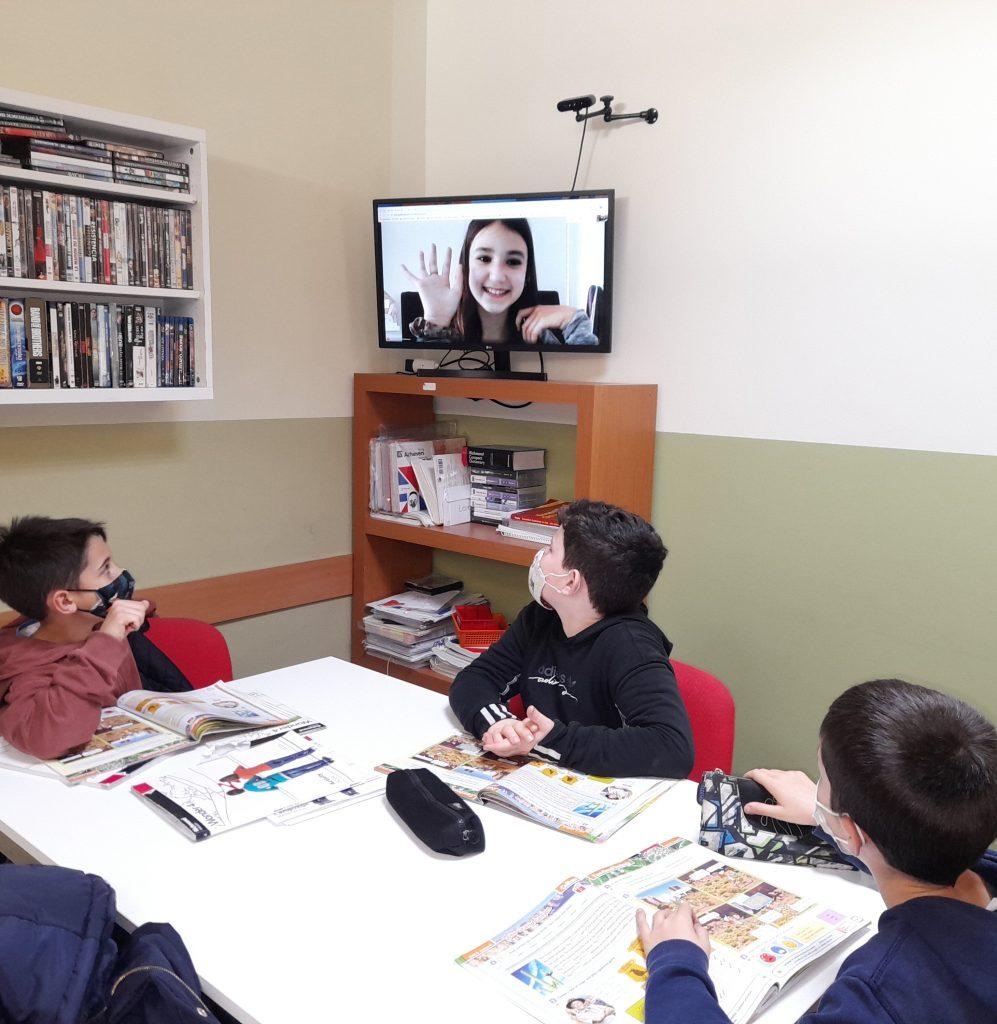 Escola d'anglès a Viladecans
